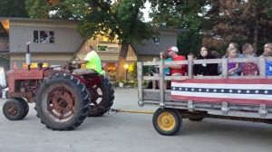 Breezy Hill Campground-events-Weekend wagon rides!