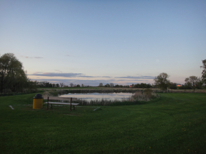 Breezy Hill Campground-image gallery-fishing pond