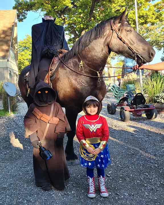 Breezy Bay Campground Halloween 2020 Home   Breezy Hill Campground